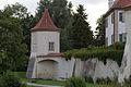 Obermenzing - Schloss Blutenburg - Schlossmauer 002.jpg