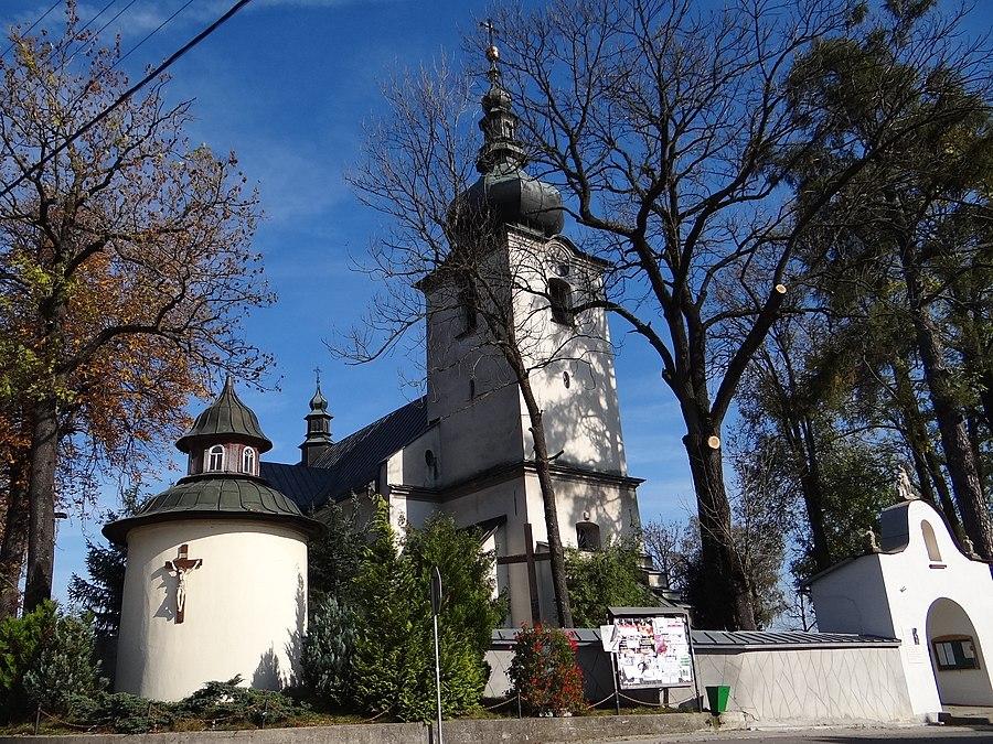 Odrowąż, Lesser Poland Voivodeship