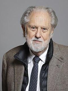 David Puttnam British film producer