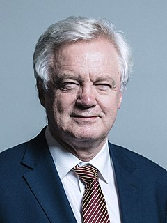 David Davis (British politician) British Conservative Party politician and former businessman