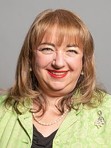Official portrait of Mrs Sharon Hodgson MP crop 2.jpg