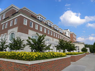 John Calhoun Baker University Center - Ohio University Baker University Center