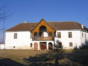 Covasna County - Daniel Castle of Tălișoara