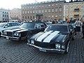 Old American cars at Helsinki Market Square 2.jpg