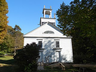 Old Christ Church (Bethel, Vermont) United States historic place