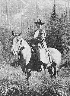 Mary Schäffer Warren artist, photographer, writer, and explorer