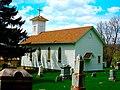 Old St. Martin's Lutheran Kirche ^ Cemetery - panoramio.jpg