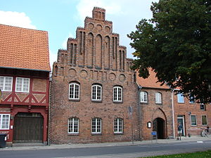 Old Town Hall (Næstved) - The old town hall in Næstved