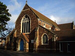 Olton - Image: Olton St Margarets 06