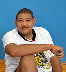 Omar Benson Miller - the cool, friendly, fun,  actor  with Afro-American roots in 2018