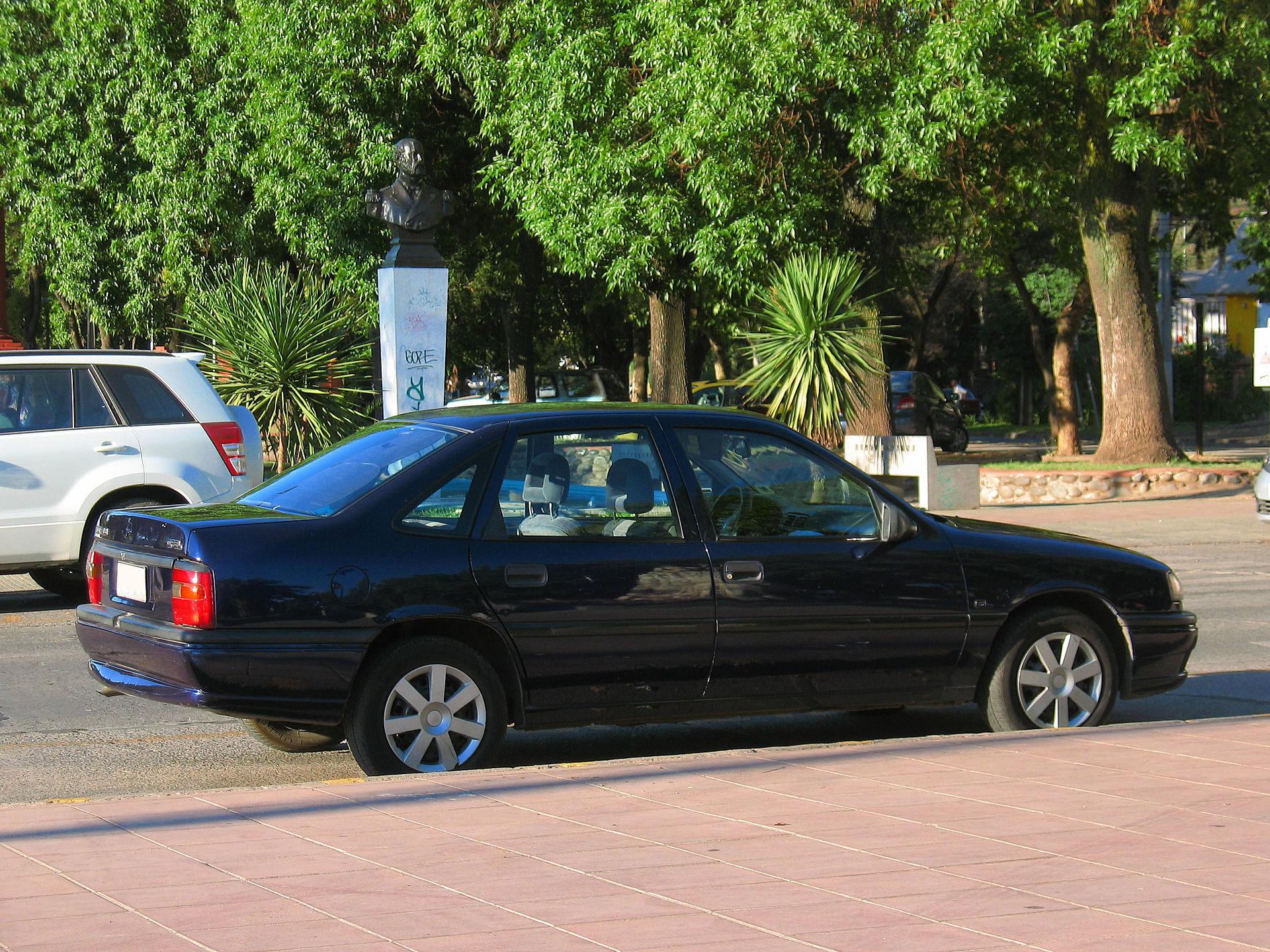 Chevrolet Vectra Wikipedia La Enciclopedia Libre