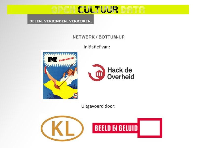 Cultuur Van Nederland File Open Cultuur Data Wikimedia Conferentie Nederland 2012 Pdf