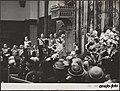Opening van de Staten-Generaal in de Ridderzaal te Den Haag. Koningin Juliana le, Bestanddeelnr 019-1261.jpg
