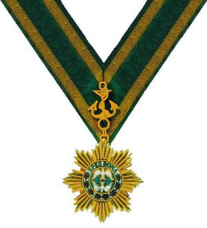 Orders, decorations and medals of South Africa - Order of Good Hope