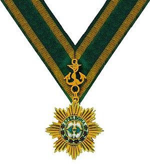 Order of Good Hope - Image: Orde van de Goede Hoop Zuid Afrika