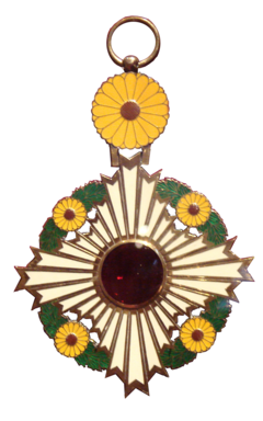 Order of the Chrysanthemum