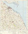 Ordnance Survey One-Inch Sheet 105 Grimsby, Published 1962.jpg