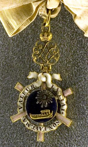 1744 in Sweden - Ordre de l'Harmonie