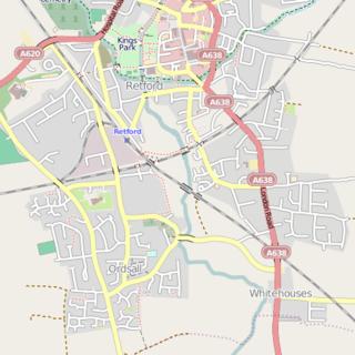 Ordsall, Nottinghamshire Human settlement in England