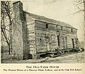 Original Building for Oak Hill School, former home of Choctaw Chief LeFlore.jpg
