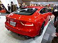 Osaka Motor Show 2013 (122) Audi RS7 Sportback.JPG