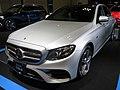 Osaka Motor Show 2019 (268) - Mercedes-Benz E 350 de AVANTGARDE Sports (W213).jpg