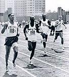 Otis Davis, Ulis Williams, Adolph Plummer, Earl Young 1961.jpg