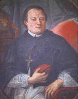 Ottobeuren Abbey - Abbot Anselm Erb