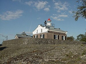 Kraggenburg - Oud Kraggenburg lighthouse
