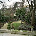 Overzicht van de tuin, gezien vanaf de achtergevel - Amsterdam - 20402565 - RCE.jpg