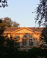 Oxford - Worcester College - Library building from the garden.jpg