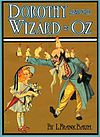Capa do livro Dorothy and the Wizard in Oz