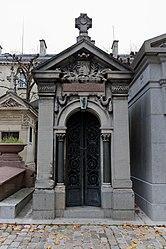 Tomb of Sebastián Calvo de la Puerta y O'Farrill