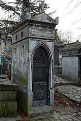 Tomb of Delique and Feuillet