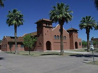 Phoenix Indian School United States historic place
