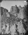 PEAKS, GEOLOGIC FORMATION PAROWAN OR PAROVAN CANYON, LEFTHAND FORK, UTAH - NARA - 524355.tif
