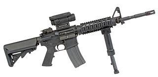 M4 carbine assault rifle/carbine