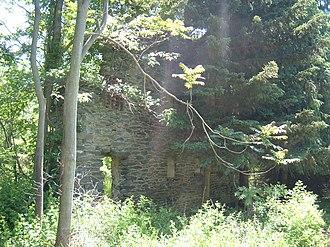Pine Grove Furnace State Park - Stone barn ruins