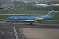 PH-KZC Fokker Fk.70 KLM Cityhopper (8600415654).jpg
