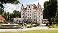 PL-DS, pow. jelenioigórski, gm. Mysłakowice, Wojanów, 9; Zespół pałacowy i folwarczny- pałac; A-5511-240; 01.jpg