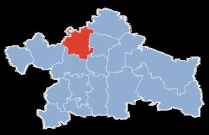 Добжинево-Дуже на карте