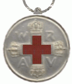 Red Cross Medal (Prussia) - Red Cross Medal, 2nd Class