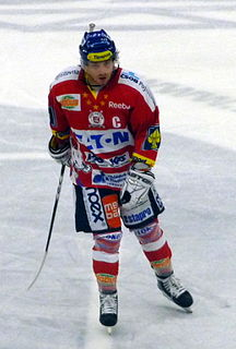 Petr Koukal (ice hockey) Czech ice hockey player