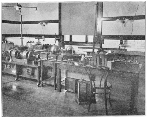 PSM V79 D217 Electrical laboratory in the us bureau of standards.png