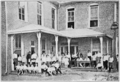 PSM V81 D212 Dispensary group at public school fairmon nc in 1911.png