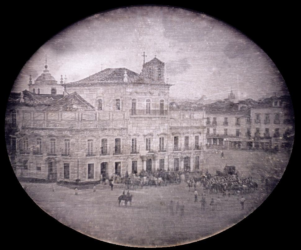 Paço imperial 1840
