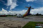 Pacific Sun ATR 42-500 at Funafuti International Airport.jpg