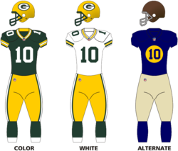 Dresy Green Bay Packers