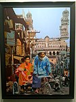 Paintings at Hyderabad airport 04.jpg