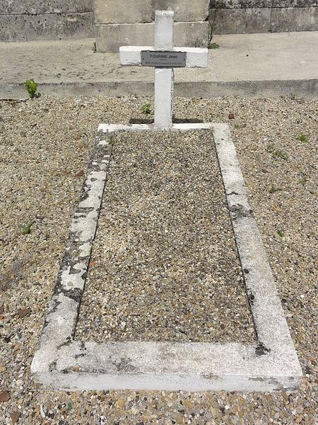 Paissy (Aisne) tombe de guerre